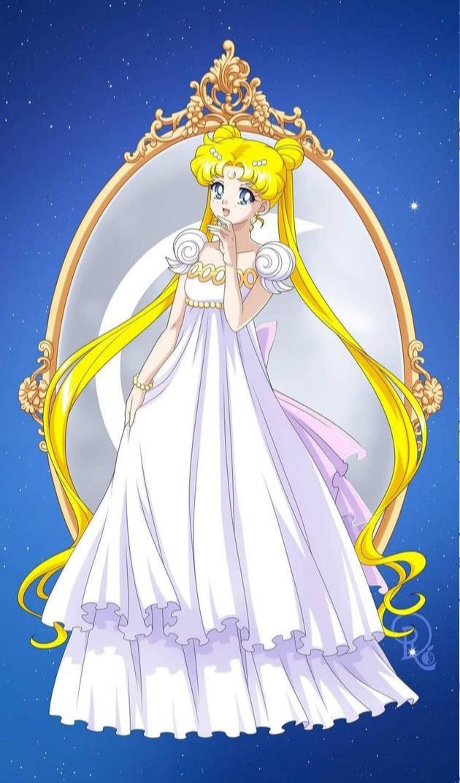 Tags: Anime, Drachea Rannak, Bishoujo Senshi Sailor Moon, Princess Serenity, Tsukino Usagi, Fanart