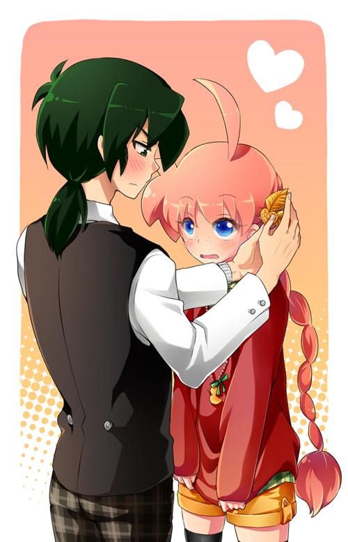 Tags: Anime, Pixiv Id 737618, Princess Tutu, Arima Ahiru, Fakir, Mobile Wallpaper