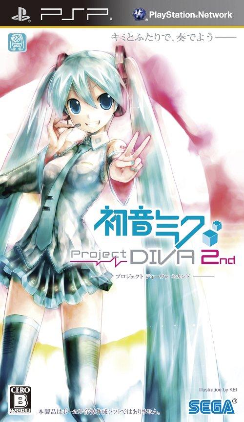 Project DIVA 2nd/#634584 - Zerochan