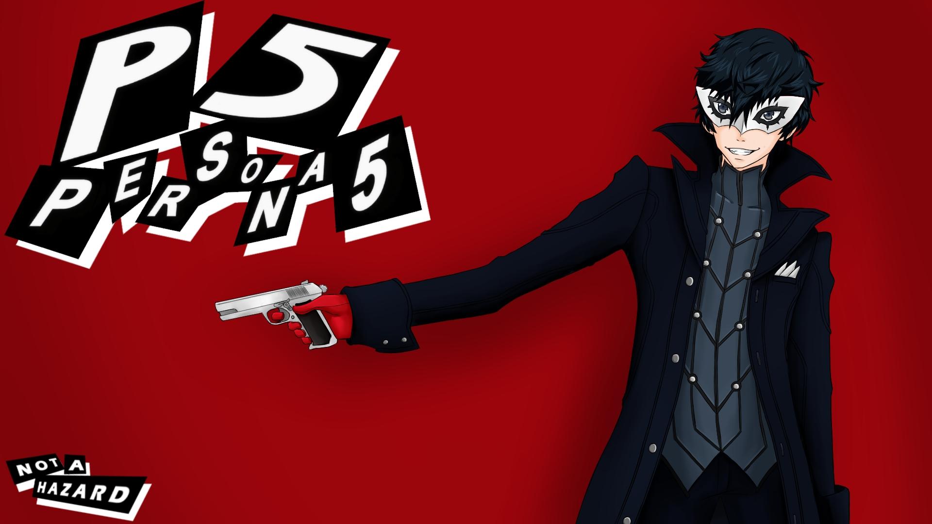 Persona 5 Anime Characters : Protagonist persona zerochan