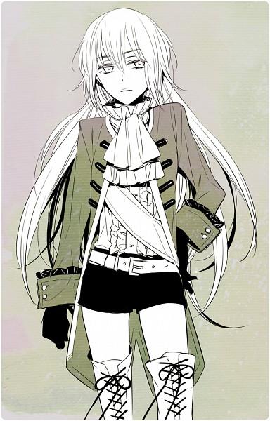 Tags: Anime, Fuji, Axis Powers: Hetalia, Prussia (Female), Ascot