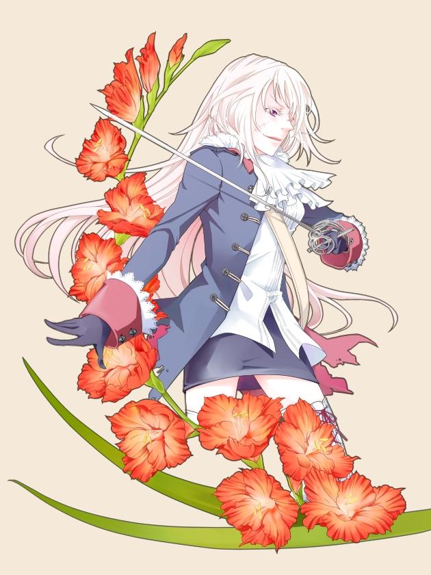 Tags: Anime, Pixiv Id 933029, Axis Powers: Hetalia, Prussia (Female), Nyotalia