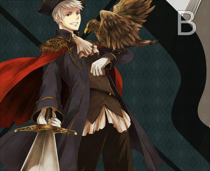 Tags: Anime, Oosugimichiko, Axis Powers: Hetalia, Prussia, Axis Power Countries