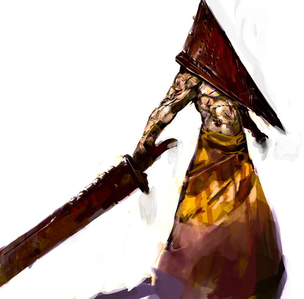Pyramid Head Silent Hill Image 1517885 Zerochan Anime Image