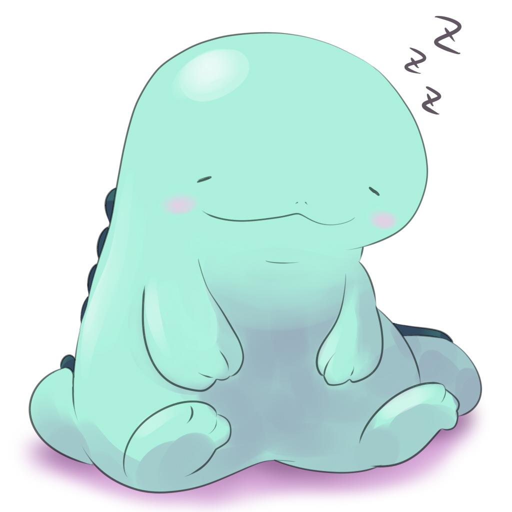 Quagsire Pok 233 Mon Image 1517374 Zerochan Anime Image Board