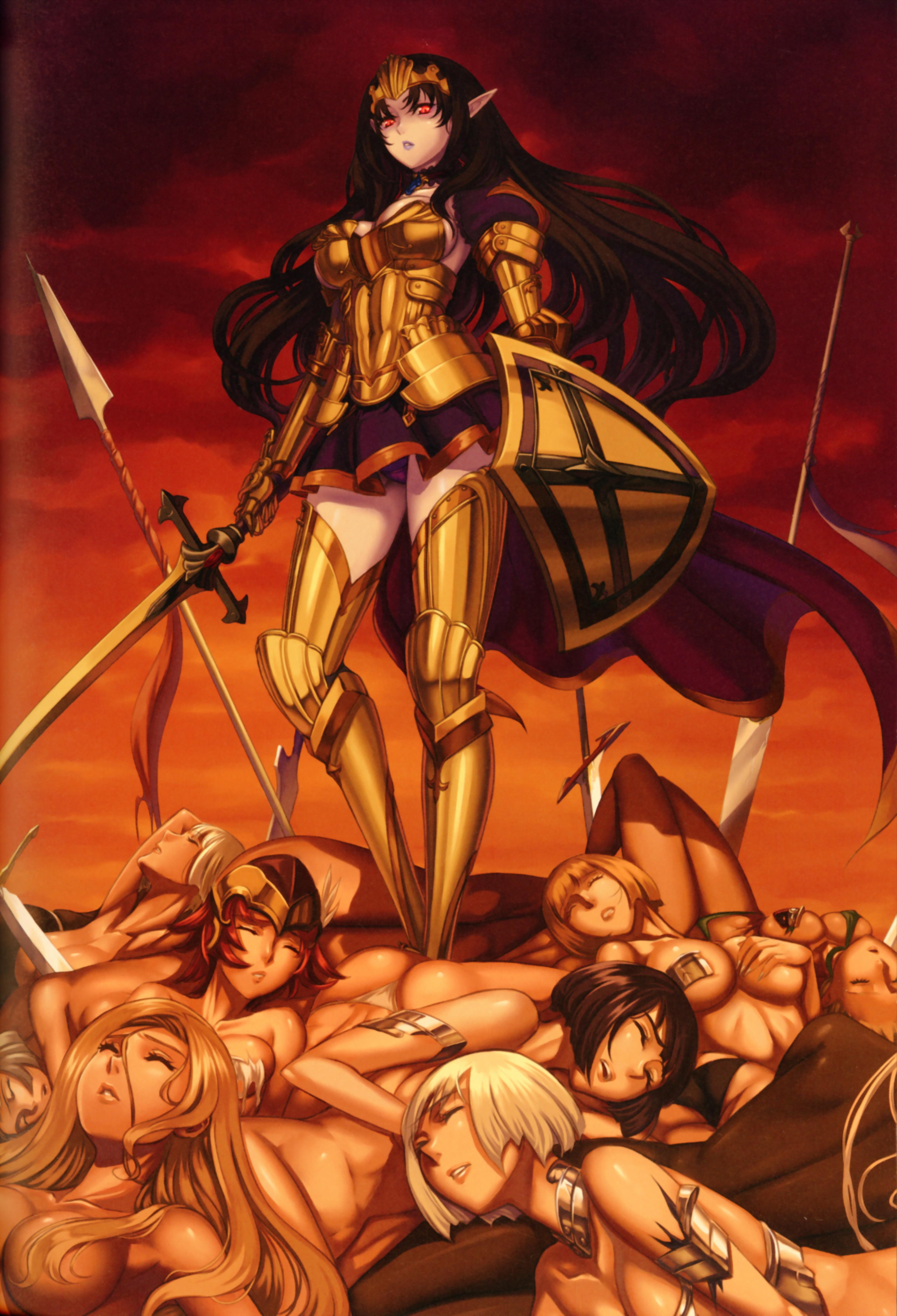 QueenS Blade Deutsch
