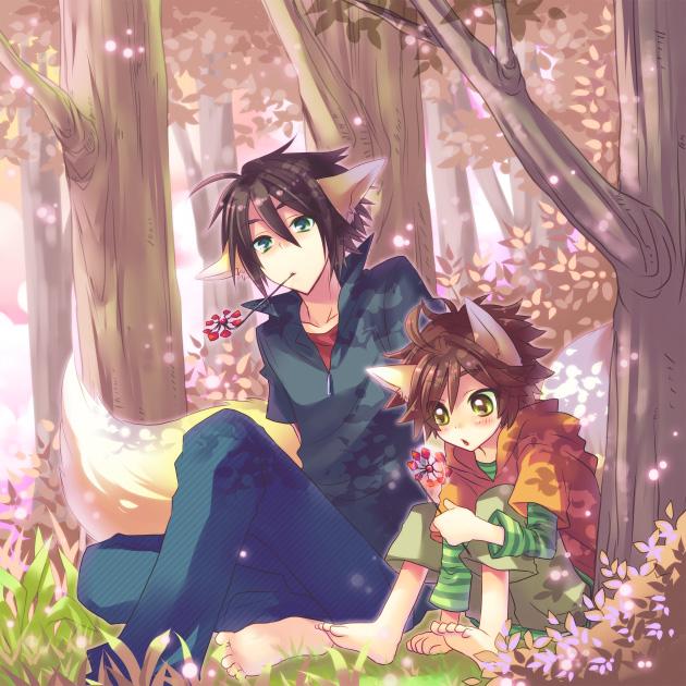 Tags: Anime, R@tsuitta, Pixiv, Original