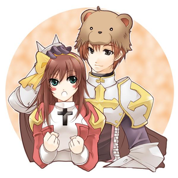 Tags: Anime, Amase Tatsuki (Artist), RAGNARÖK ONLINE, High Priestess, Lord Knight (Rangnarok Online), Pixiv