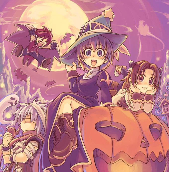Tags: Anime, Tiv, RAGNARÖK ONLINE, Assassin (Ragnarok Online), Priest (Ragnarok Online), Merchant (Ragnarok Online), Wizard (Ragnarok Online), Pixiv