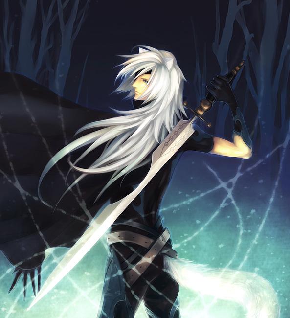 Tags: Anime, Yui Nightflight, Nitro+CHiRAL, Lamento, RAI, Pixiv, Fanart