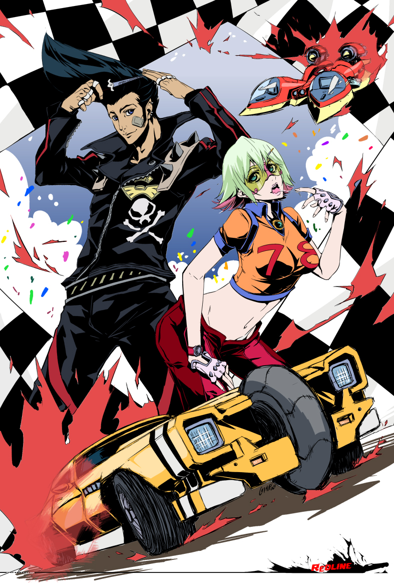 redline mobile wallpaper 719189 zerochan anime image board