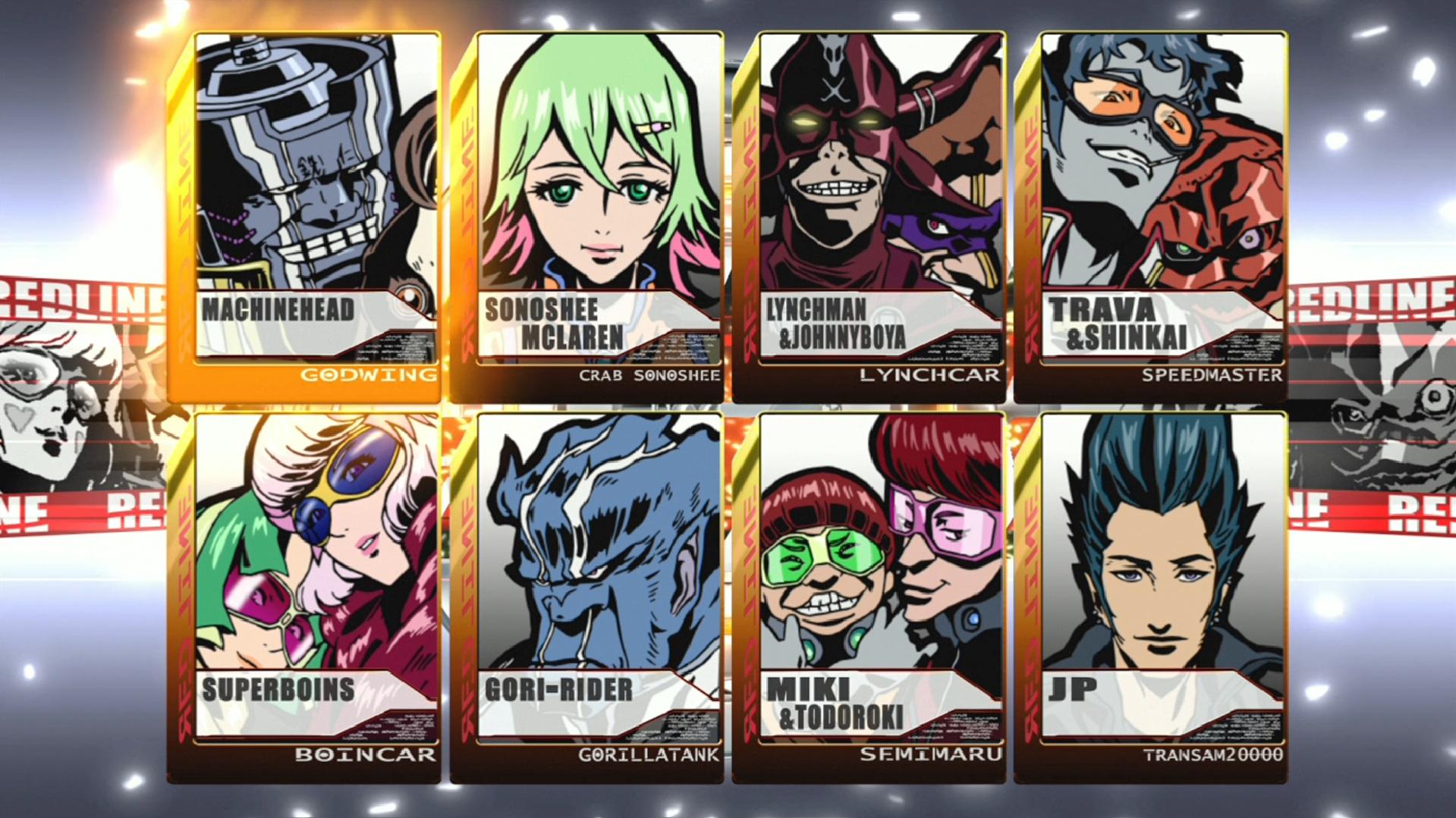 Redline Zerochan Anime Image Board