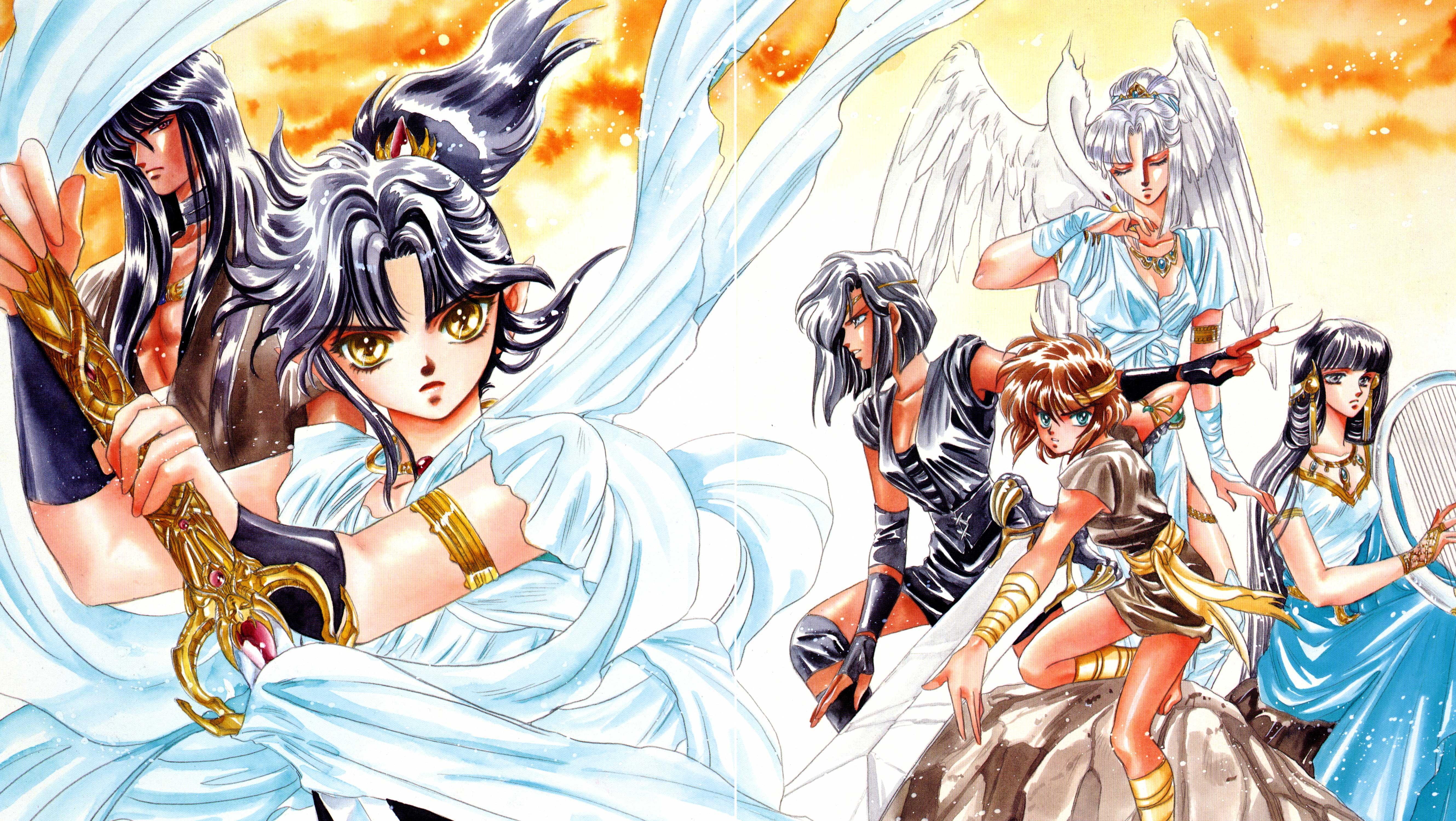 Karyoubinga rg veda zerochan anime image board for Zerochan anime