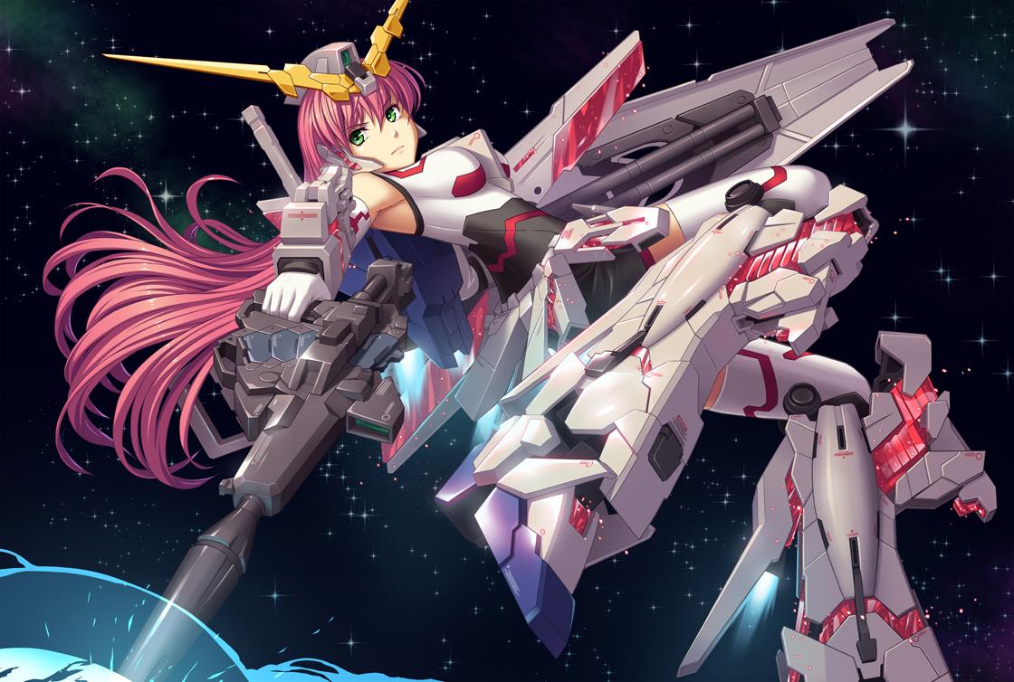 RX-0 Unicorn Gundam - Mobile Suit Gundam - Zerochan Anime ...