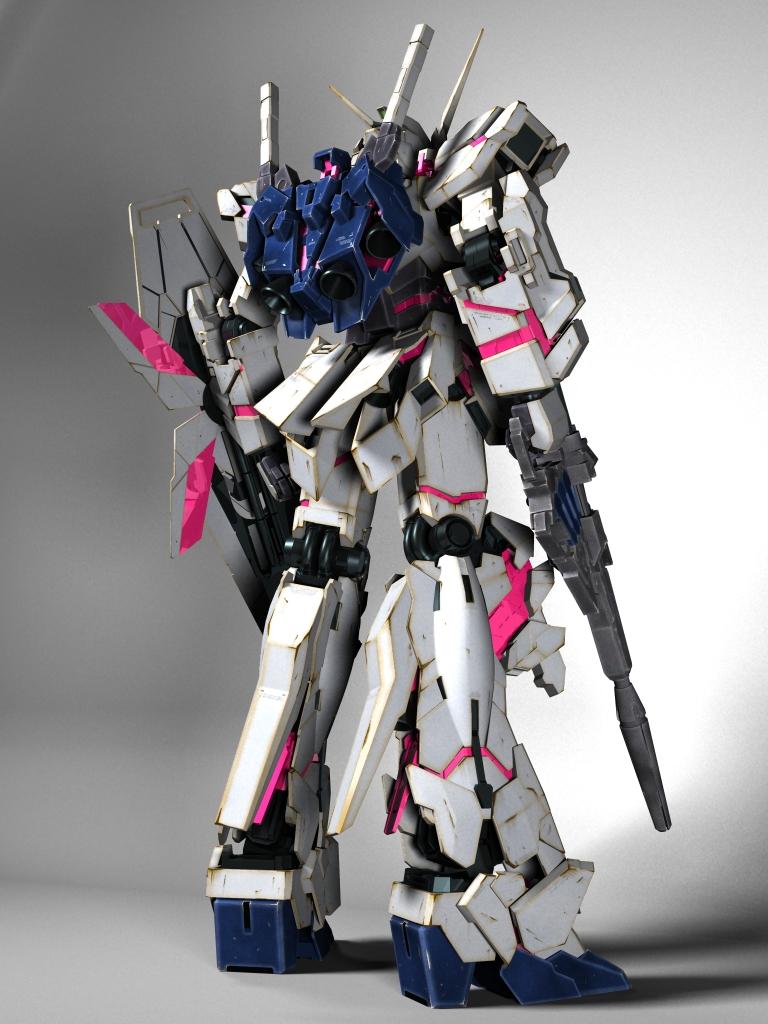 RX-0 Unicorn Gundam/#1752812 - Zerochan