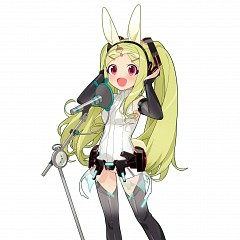 Rabbit White (Uchi Hime)