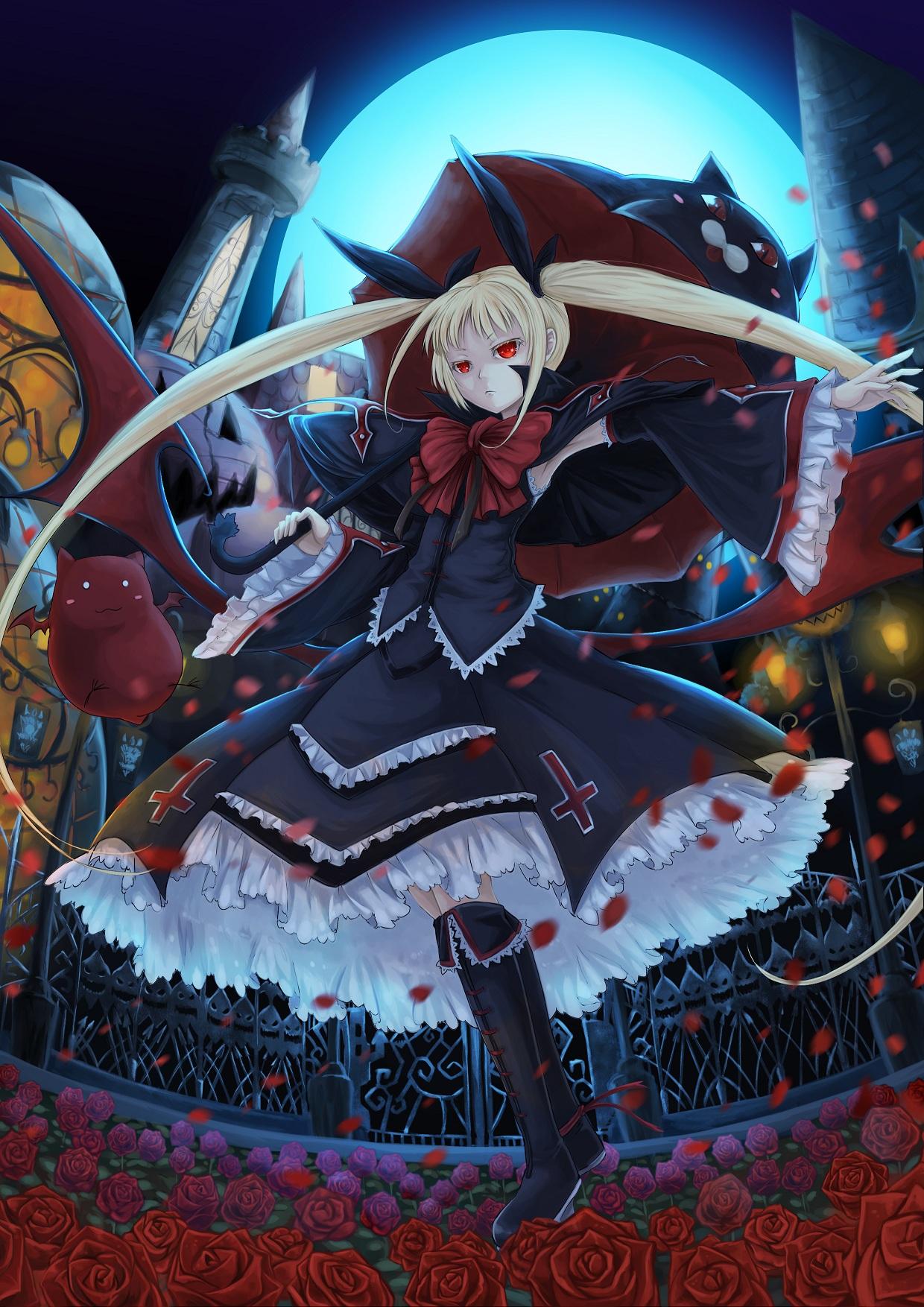 Rachel Alucard Blazblue Zerochan Anime Image Board
