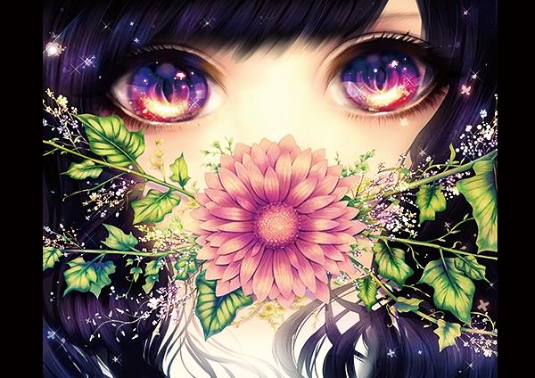Tags: Anime, Ragi (Pluie), Beautiful Eyes, PNG Conversion, Pixiv, Original