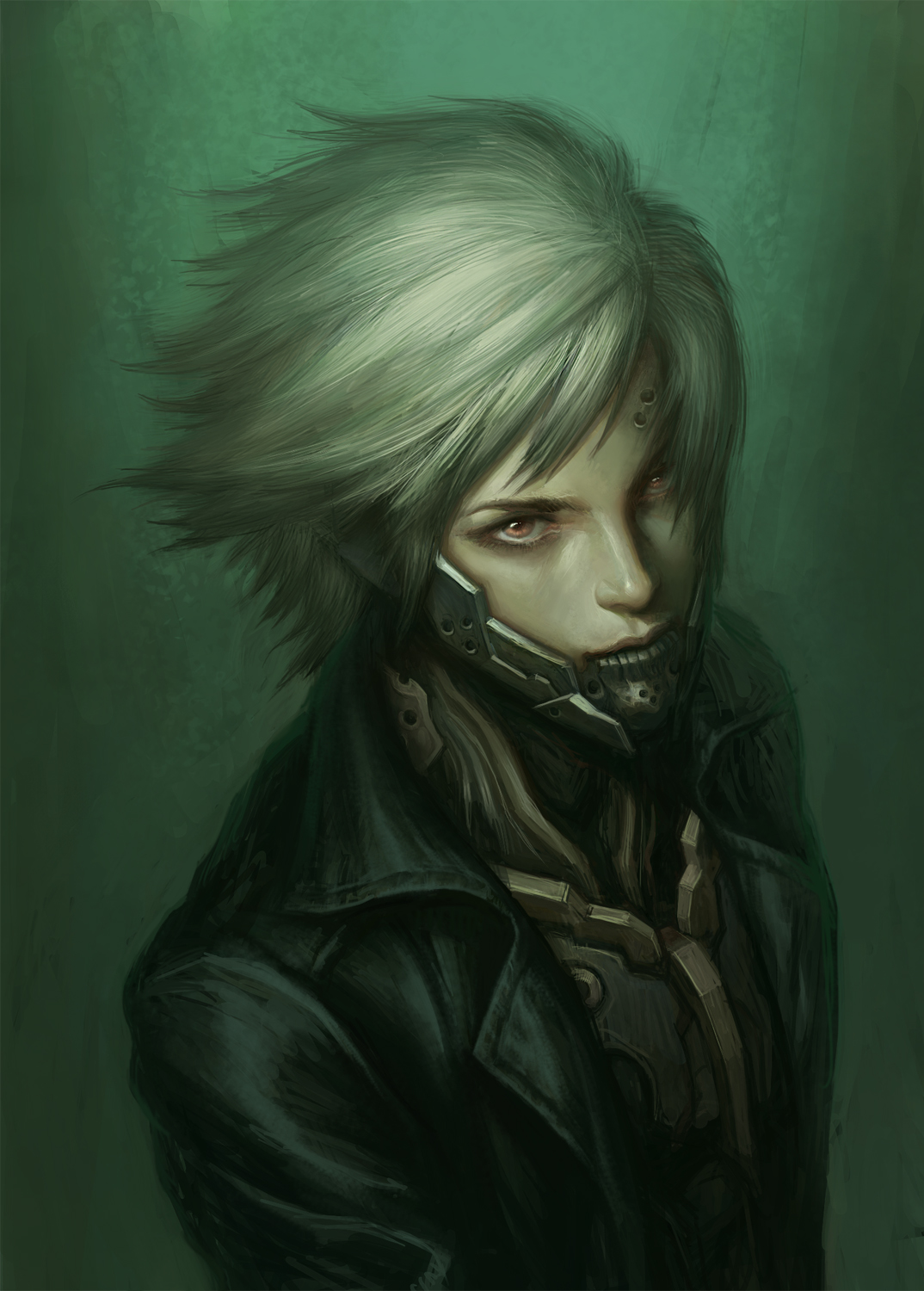 Metal gear solid mobile wallpaper zerochan anime image board raiden download raiden image voltagebd