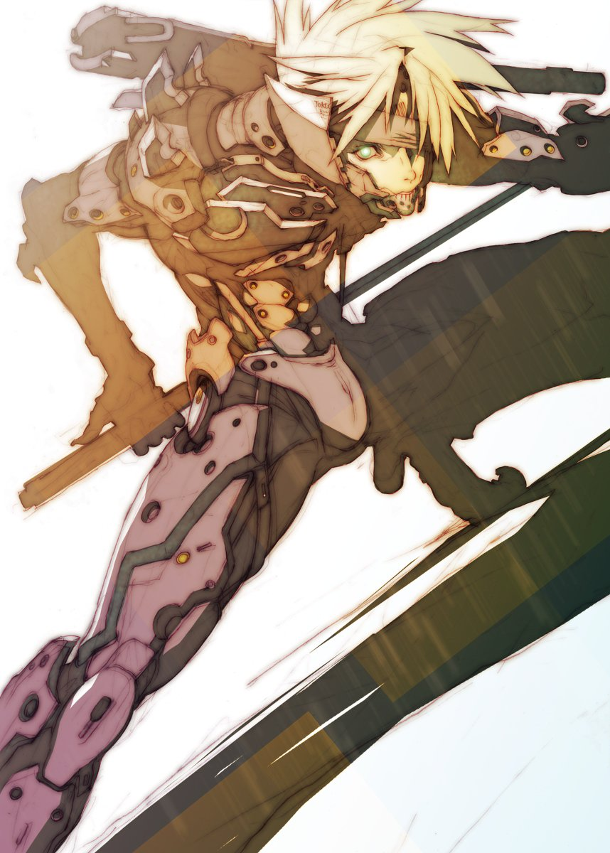 Where To Board >> Raiden - Metal Gear Solid | page 3 of 3 - Zerochan Anime Image Board