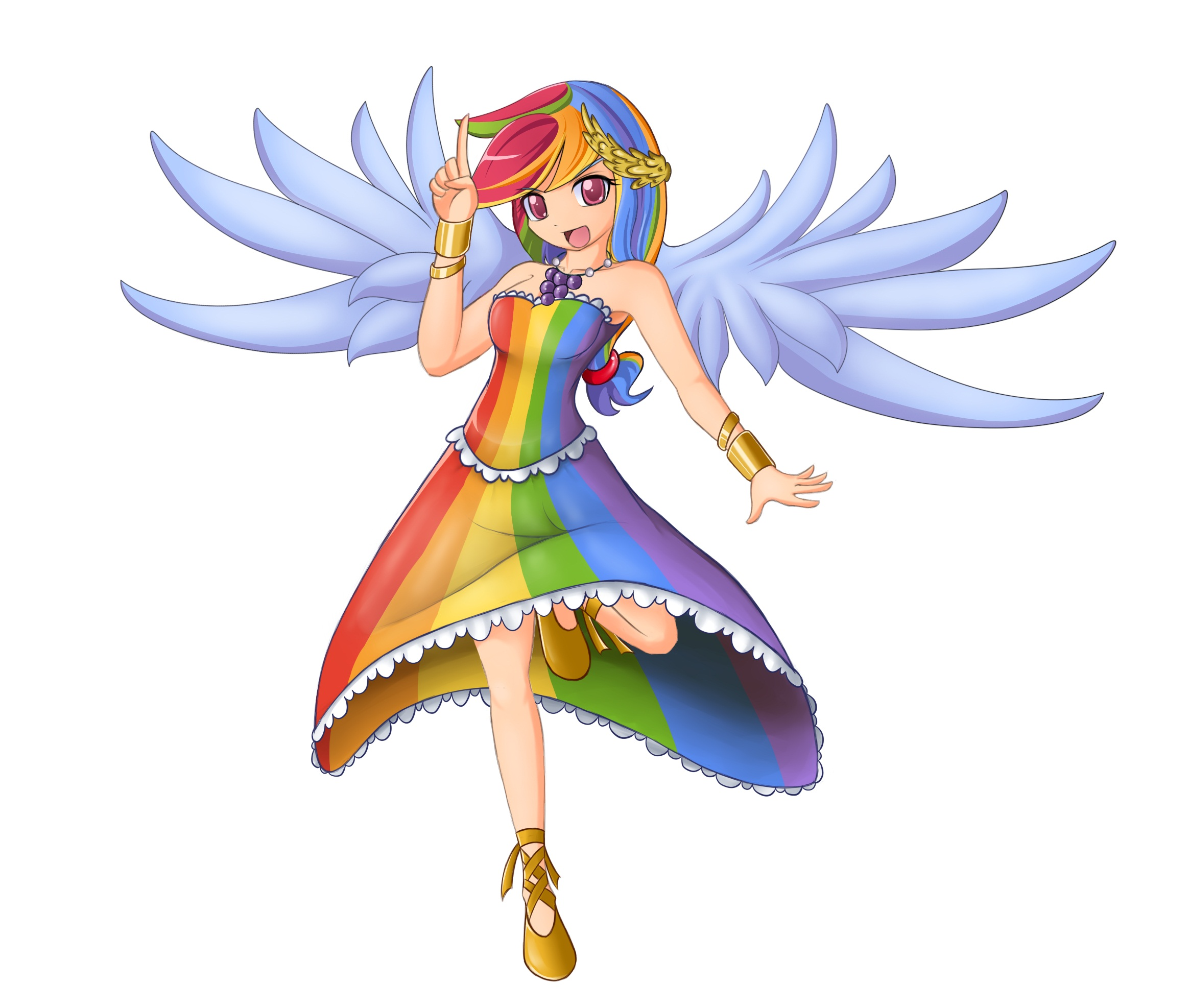 Rainbow Dash - My Little Pony - Image #1032581 - Zerochan ...