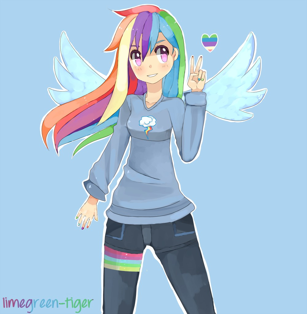 Rainbow Dash - My Little Pony - Zerochan Anime Image Board