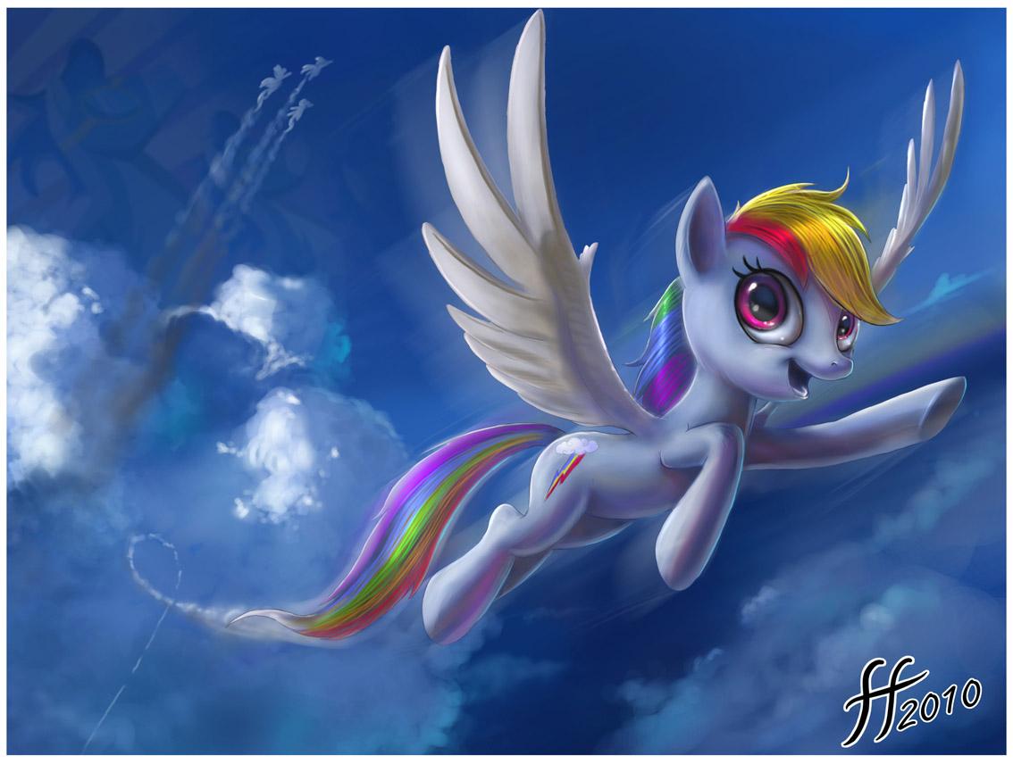 Rainbow Dash - My Little Pony | page 3 of 6 - Zerochan ...