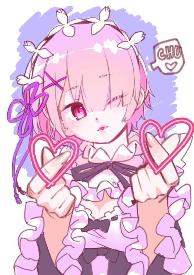 Tags: Anime, Pixiv Id 2332906, Re:Zero Kara Hajimeru Isekai Seikatsu, Ram (Re:Zero), Fanart, Pixiv