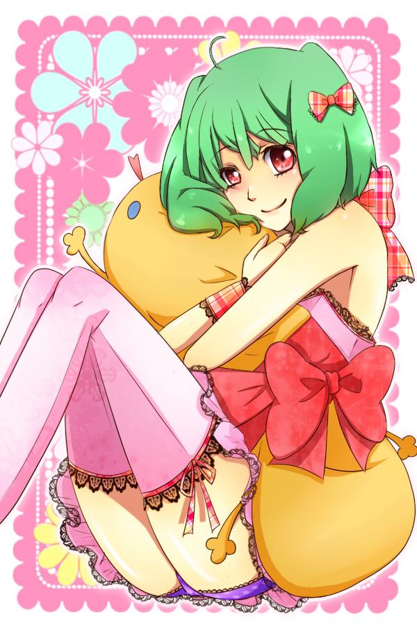 Tags: Anime, Sakura Ran, Macross Frontier, Ranka Lee, Bright Colors, Pixiv