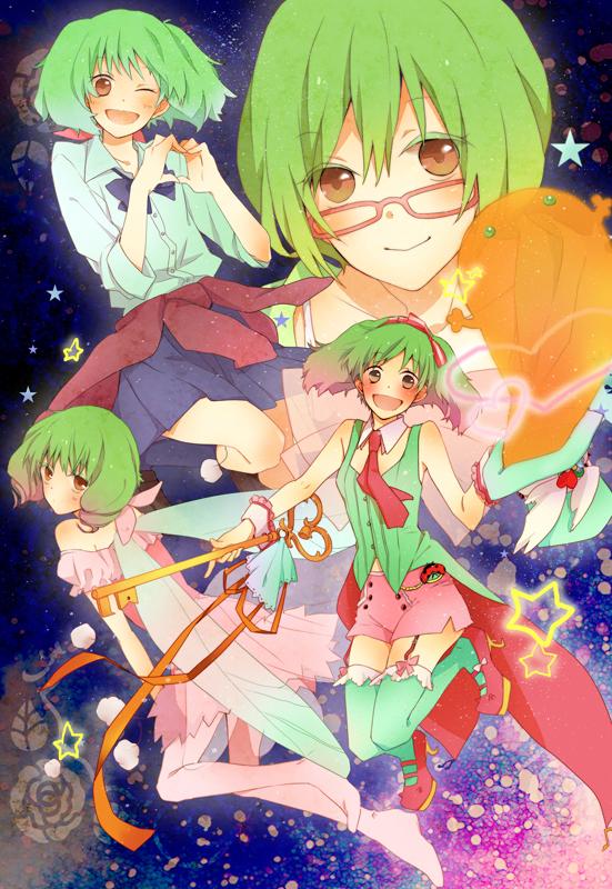 Tags: Anime, Kuma (Artist), Macross Frontier, Ranka Lee, Niji Iro Kuma Kuma