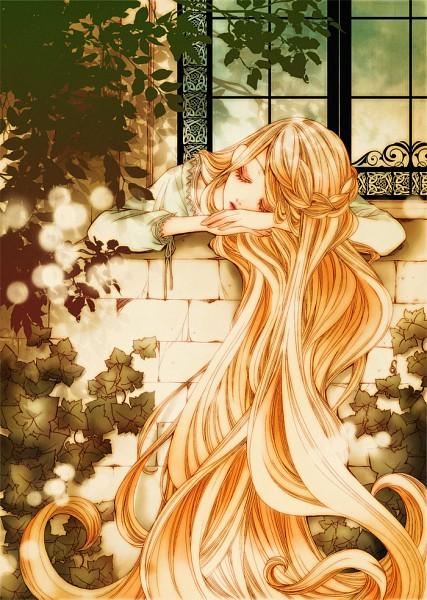 Tags: Anime, Rapunzel, Window, Rapunzel (Character), Pixiv Id 5589291