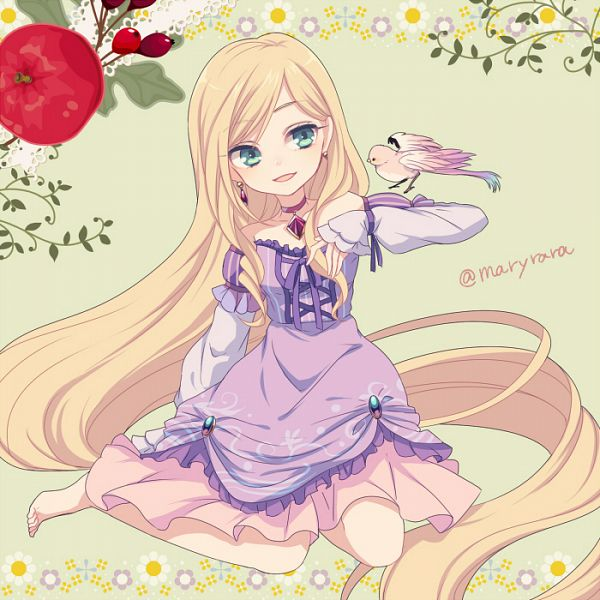 Tags: Anime, Rapunzel, Rapunzel (Character), Chi Yu