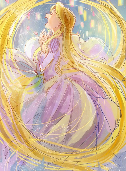 Tags: Anime, Rapunzel, Rapunzel (Character), Tangled (Disney), Rapunzel (Tangled), Flyco_