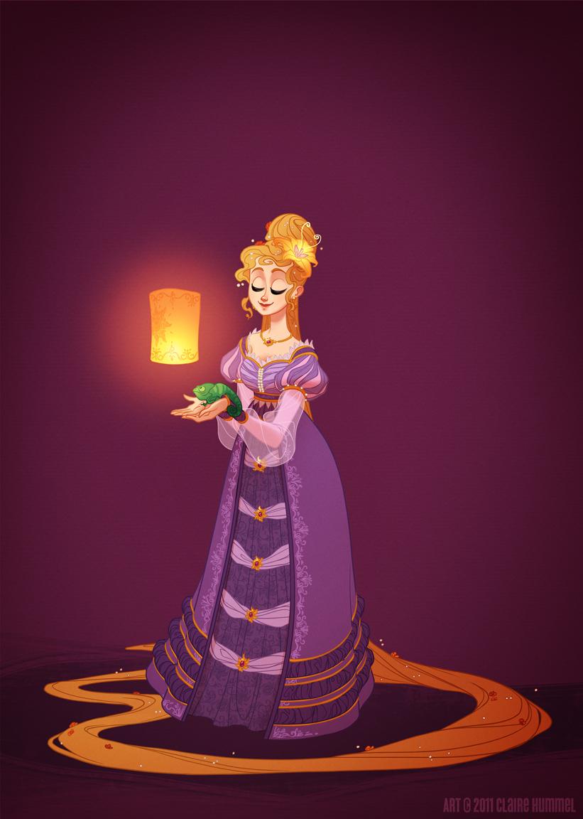 Rapunzel Tangled Disney Mobile Wallpaper 1012297 Figure View Fullsize Image