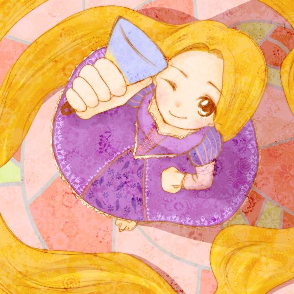 Tags: Anime, Rapunzel, Disney, Rapunzel (Character), Tangled (Disney), Rapunzel (Tangled)