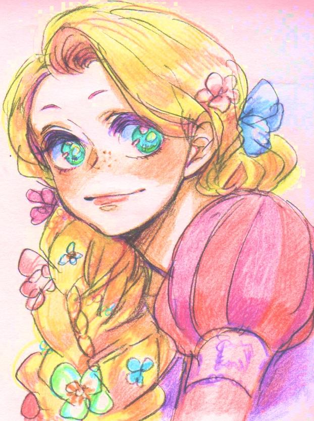 Tags: Anime, Princess, Rapunzel, Rapunzel (Character), Tangled (Disney), Rapunzel (Tangled), Pixiv Id 1666259