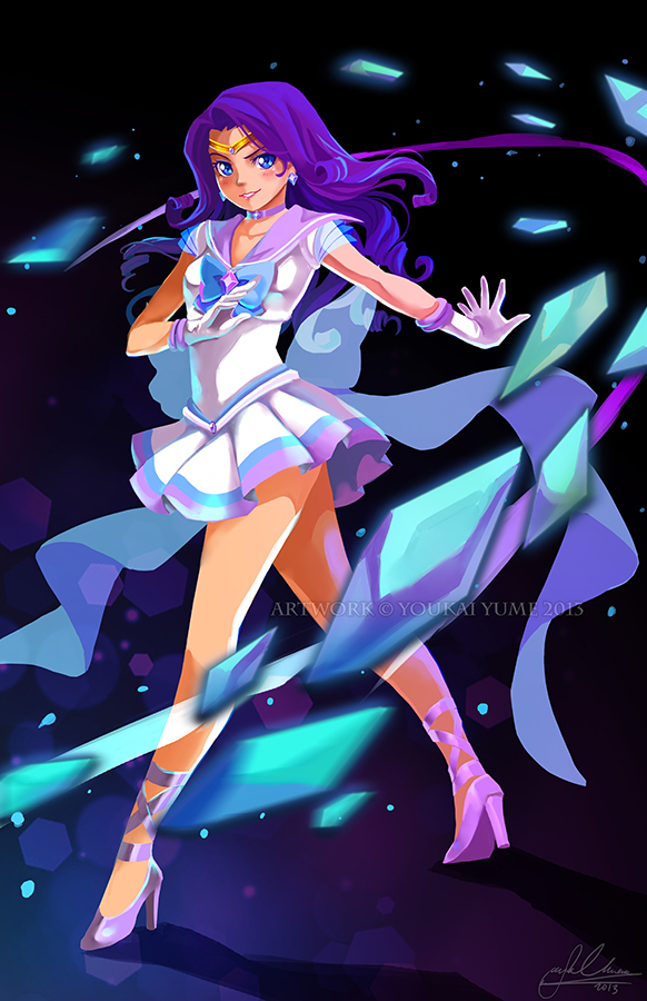 Tags: Anime, Youkai Yume, My Little Pony, Rarity, Bishoujo Senshi Sailor Moon (Cosplay), Mobile Wallpaper, Fanart From Pixiv, Pixiv, Fanart
