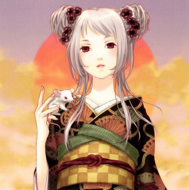 Image result for chinese zodiac anime rat
