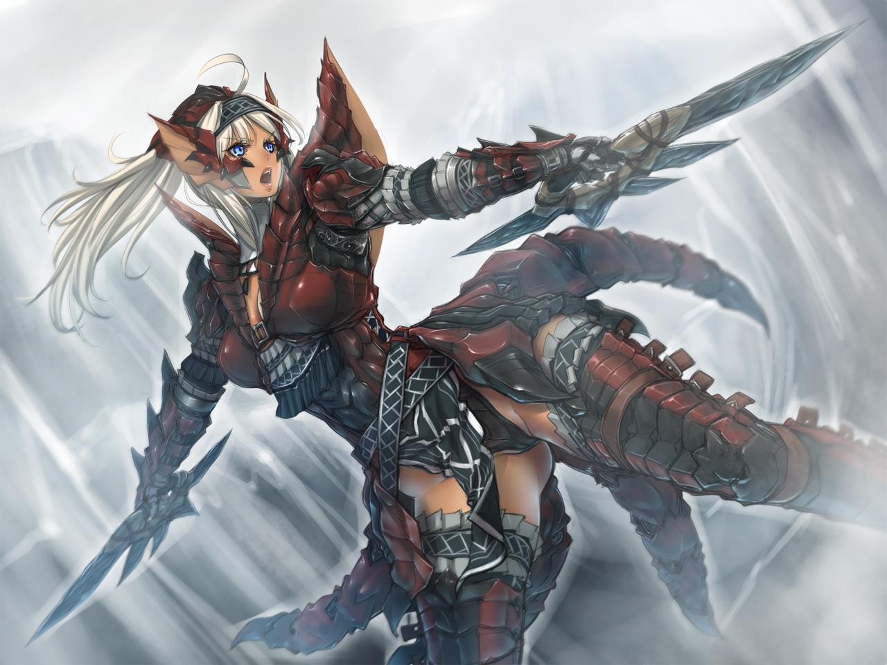 Rathalos Armor Monster Hunter Series Image 480011