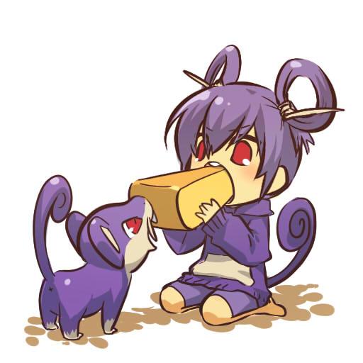 Tags: Anime, Hitec, Pokémon, Rattata, Cheese