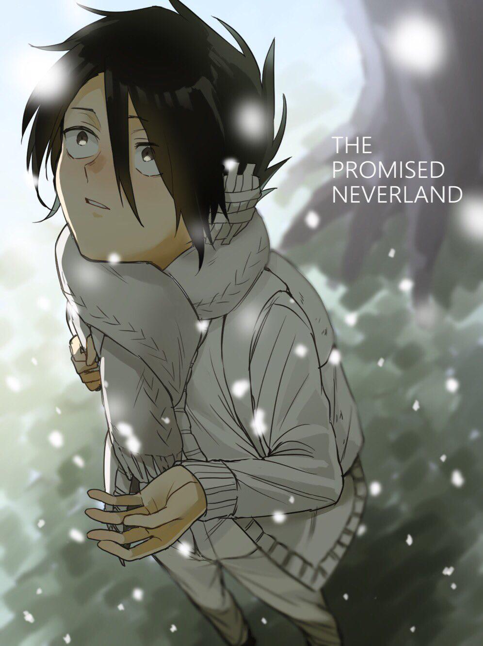 Ray (Yakusoku no Neverland) - Zerochan Anime Image Board