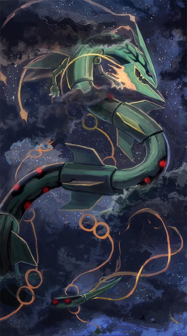 Rayquaza Pokemon Zerochan Anime Image Board