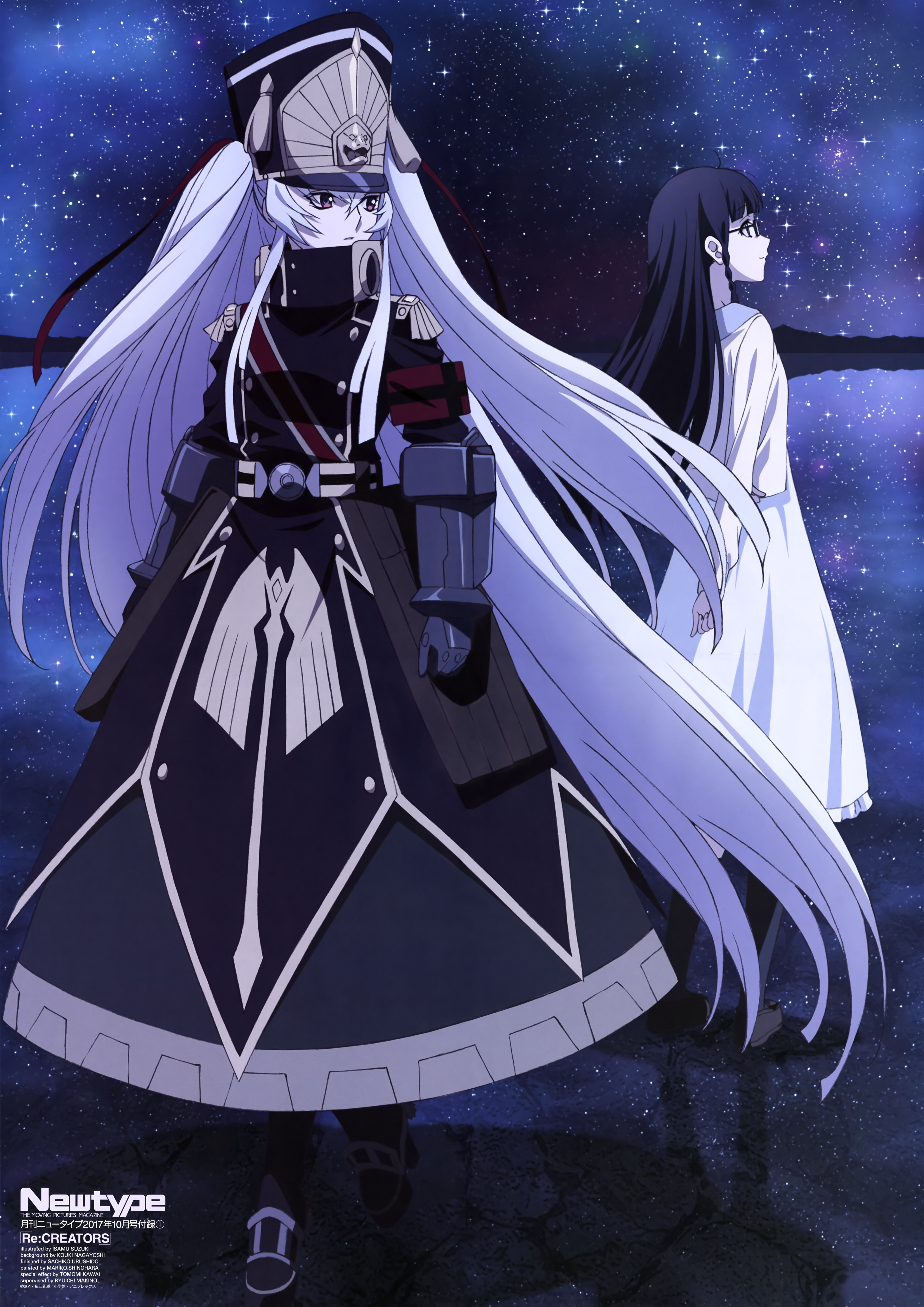 Re:Creators - Zerochan Anime Image Board