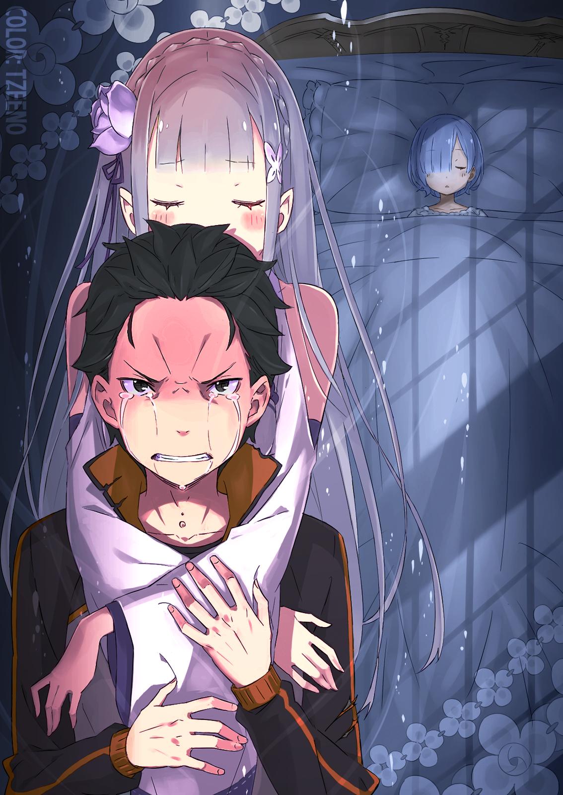 Rezero Kara Hajimeru Isekai Seikatsu Rezero Starting