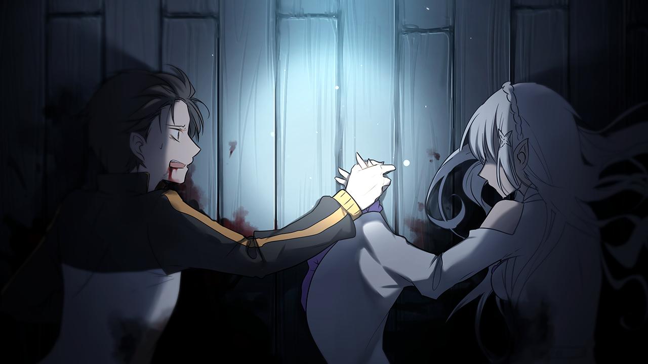 Re Zero anime illustration, Re:Zero Kara Hajimeru Isekai