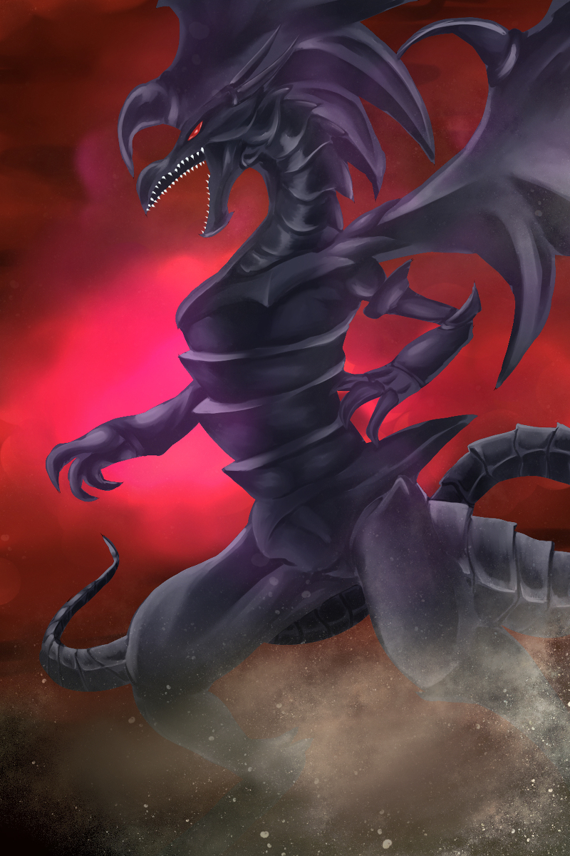 Red Eyes Black Dragon Yu Gi Oh Duel Monsters Mobile Wallpaper 1855501 Zerochan Anime Image Board
