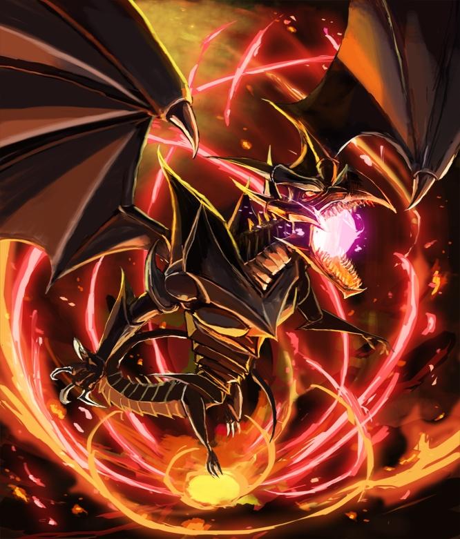 Red-Eyes Black Dragon,...