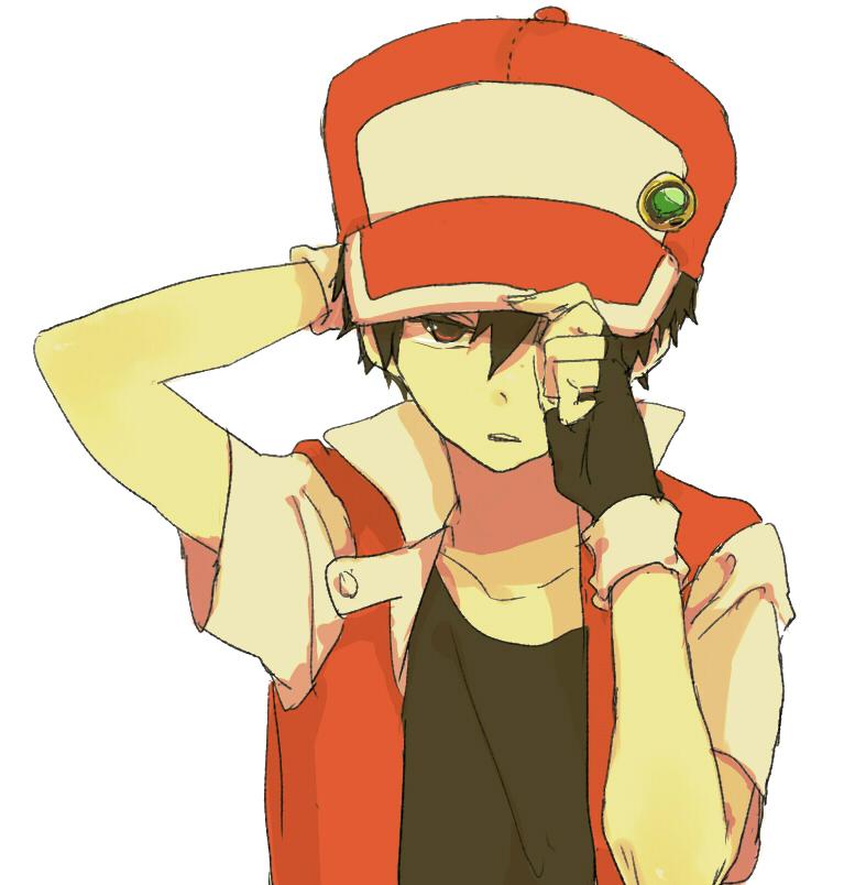 Red (Pokémon)/#1040784 - Zerochan