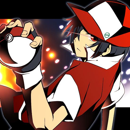 pokemon red character wallpaper