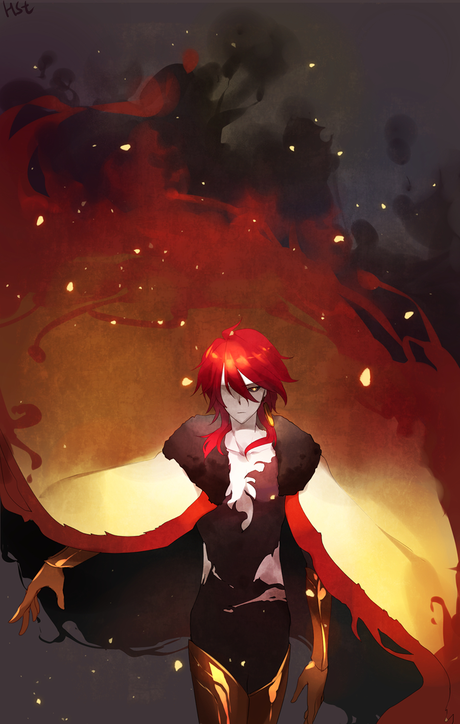 Red Lancer - Fate/Apocrypha - Zerochan Anime Image Board